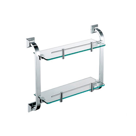Double Glass Shelf 92112