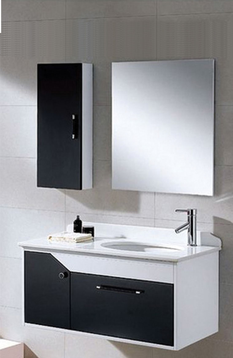 cabinet bathroom حوض