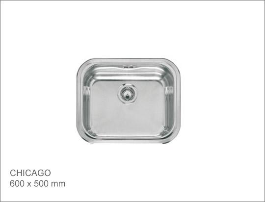 REGINOX CHICAGO-600 x 500 MM